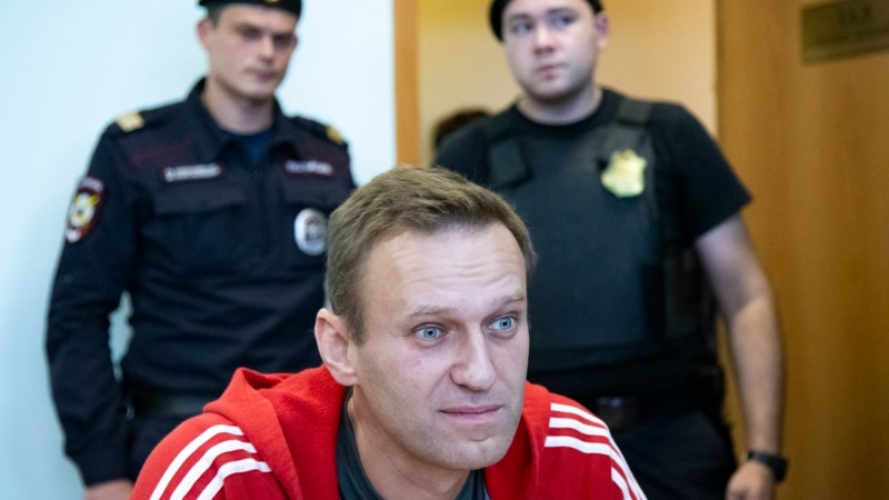 Navalny Rejects Russian Justice Ministry's Branding Of His Anti-Corruption Foundation As 'Foreign Agent'