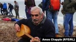 Nazmi Jolak, izbjeglica iz Aleppa