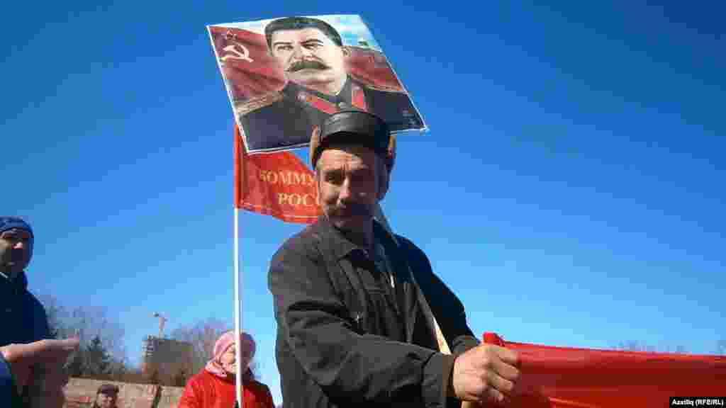 Сталинны сагынучылар да бар иде