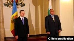 Primii miniștri Vlad Filat și Boiko Borisov la Sofia