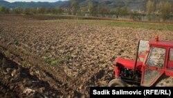 Njiva u Srebrenici, BiH, ilustrativna fotografija