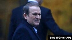 Голова політради партії «За життя» Віктор Медведчук