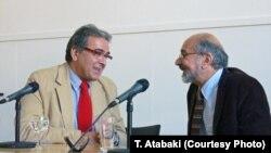 با یرواند آبراهامیان، تاریخنگار سرشناس ایران