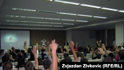 Generalna skupštija Asocijacije srednjoškolaca u BiH, 28. septembar 2010