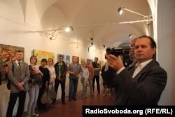 Благодійна виставка у Празі, 25 червня 2015 року