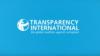 Transparency International guramasynyň ady we nyşany