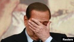 Бывший премьер-министр Италии Сильвио Берлускони.