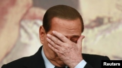 Italian Prime Minister Silvio Berlusconi described the cuts as painful but unavoidable.