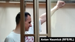 Ukrainian film director Oleh Sentsov is spending his third consecutive birthday in a Russian jail.
