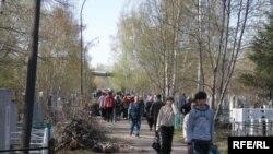Одна из проблем Нижнего Новгорода - нехватка мест на кладбищах