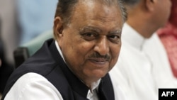 Businessman Mamnoon Hussain is widely expected to win but is considered to be a political lightweight.