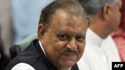 Мамнун Хусейн, жаңадан сайланған Пәкістан президенті. Исламабад, 24 шілде 2013 жыл