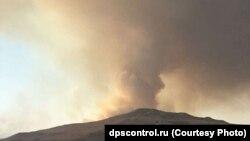 Пожары в Приморье, февраль 2018 года