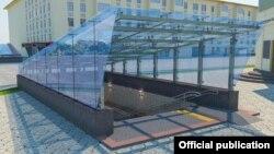 Дизайн подземного перехода после реконструкции.