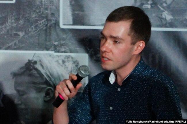 Олександр Марінченко, історик