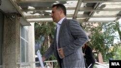 Поранешниот премир, сега во азил, Никола Груевски, е еден од обвинетите во предметот