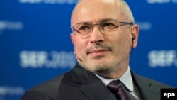 Open Russia founder Mikhail Khodorkovsky served 10 years in prison after being convicted of charges widely seen as politically motivated.
