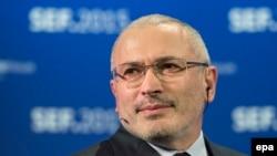 Михаил Ходорковский.