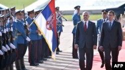 Albanski premijer u Beogradu