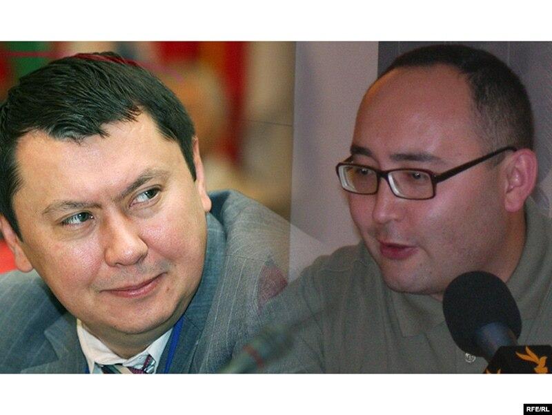 Крестный Тесть Рахат Алиева