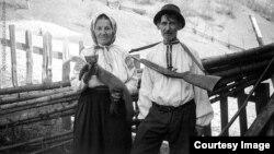 Родители Параски Плытки-Горыцвит