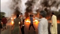 'Don't Shoot!': Protesters Brave Bullets As Demonstrations Shake Iran