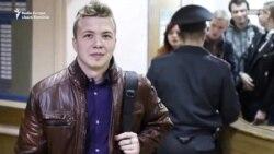 UE pregătește sancțiuni după ce Belarus a deturnat un zbor comercial pentru a aresta un jurnalist
