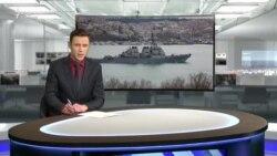 Россия: самолеты в Черном море не сближались с эсминцем США