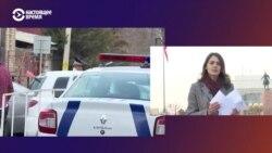 Азия: задержания в Бишкеке
