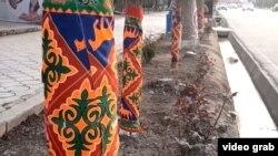 Ulica u Tadžikistanu dobila je predsednički tretman.