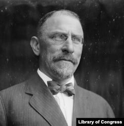 "Henry Morgenthau Sr., the U.S. ambassador to the Ottoman Empire: ""Persecution of Armenians assuming unprecedented proportions."""