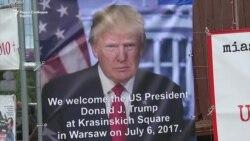 Трамп во Варшава ќе промовира извоз на гас од САД