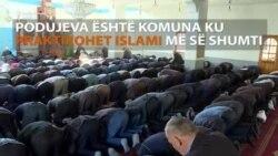 Podujeva nuk përkrah ekstremizmin fetar