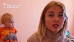 Crimean TV Mocks Mom Worried By Chemical Leaks