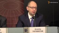 Яценюк: санкції проти Росії ефективно діють