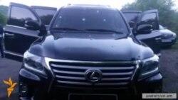 Սյունիքի մարզպետ Սուրիկ Խաչատրյանը իր մեքենայի վրա կրակոցներից հետո չի ընկճվել