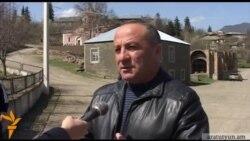 Տավուշի մարզում զինվոր է վիրավորվել