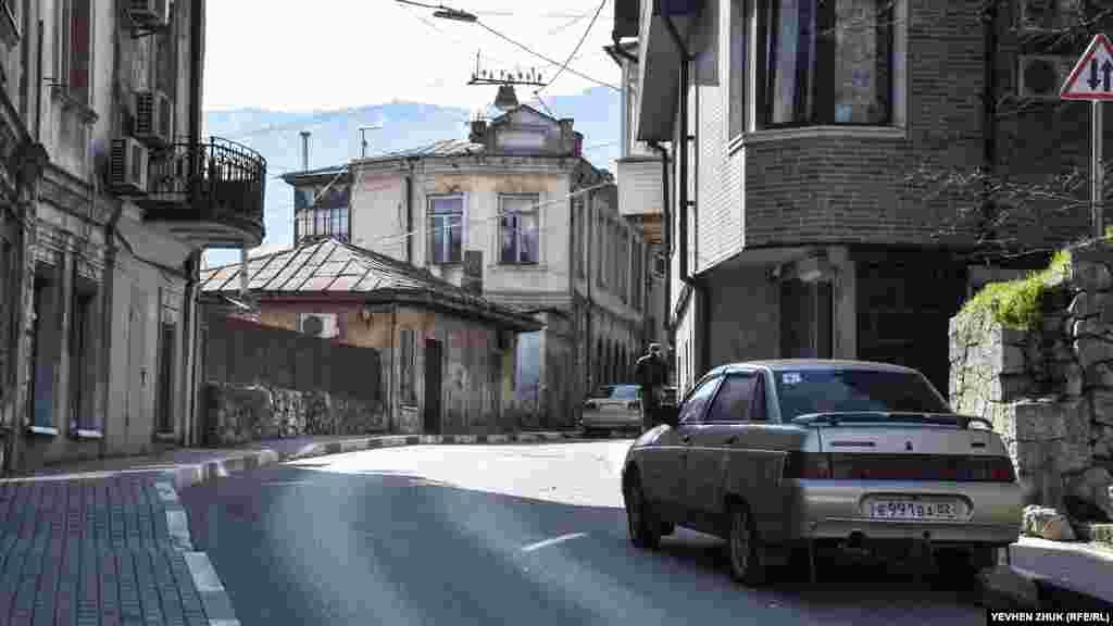 Вулиця Кірова в Ялті вважається найдовшою