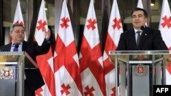 Спикер грузинского парламента и президент