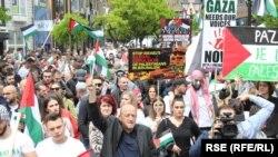 Марш в Сербии, 15 мая 2021 года