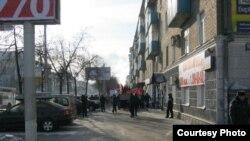 Митинг и шествие в Уфе - 4 февраля
