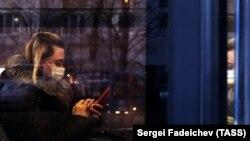 В России введен режим самоизоляции