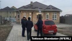 Бародари Аида Салянова рӯзи 6 нобяр дар наздикии Бишкек кушта шуд