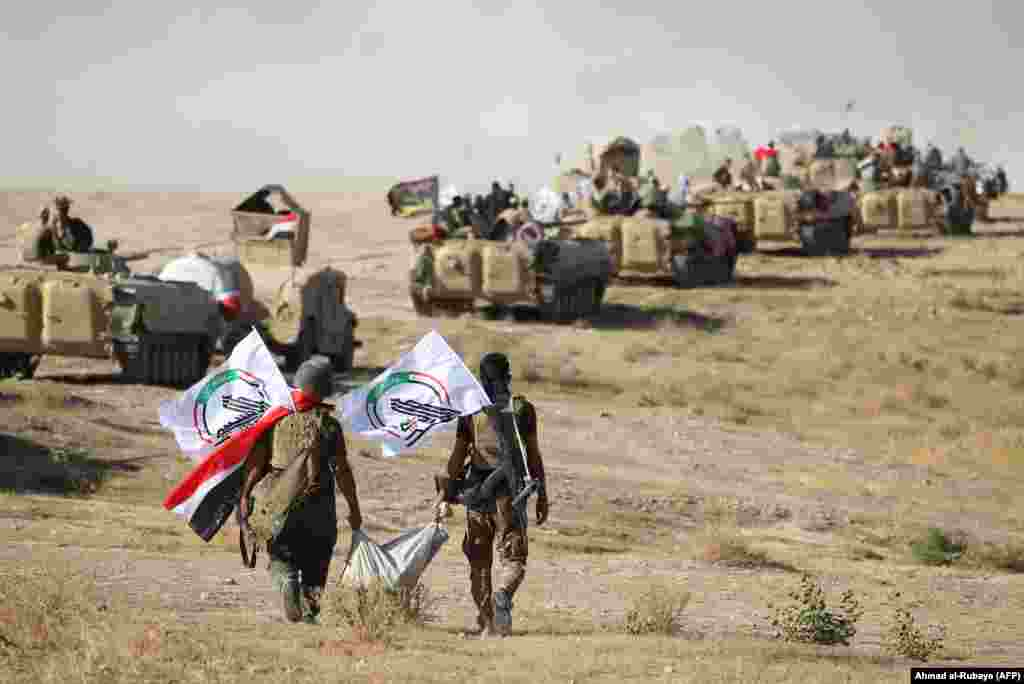 عملیات زمینی برای بازپسگیری تلعفر در بامداد ۲۹ مرداد آغاز شد؛ چند روز پس از بمباران هوایی مواضع «حکومت اسلامی».