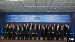Liderët e BE-së, Bruksel, 14 mars, 2013