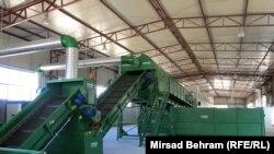 Pogon za reciklažu komunalnog otpada