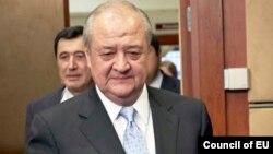 Абдулазиз Комилов, вазири умури хориҷии Узбакистон