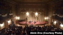 Koncert Menhetn gudačkog kvarteta, 2014.