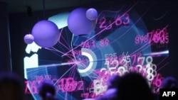 Pamje të një projekti të CERN-it