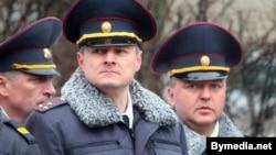 У цэнтры - Ігар Шуневіч